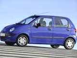 Photos of Chevrolet Matiz (M150) 2004–05