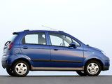 Pictures of Chevrolet Matiz (M250) 2007–10