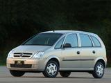 Chevrolet Meriva 2002–08 images