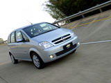 Chevrolet Meriva 2002–08 photos