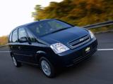 Chevrolet Meriva 2008 images