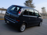 Chevrolet Meriva 2008–12 photos