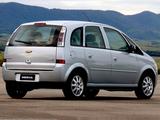 Chevrolet Meriva 2008 pictures
