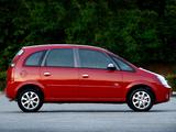 Chevrolet Meriva SS 2008–10 pictures