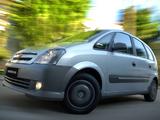 Chevrolet Meriva Geo 2009 images