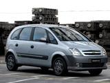 Chevrolet Meriva Geo 2009 photos