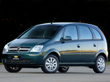 Images of Chevrolet Meriva 2002–08