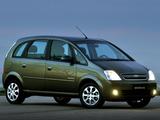 Images of Chevrolet Meriva 2008