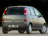 Photos of Chevrolet Meriva 2002–08