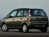 Photos of Chevrolet Meriva 2008