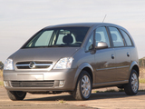 Pictures of Chevrolet Meriva 2002–08