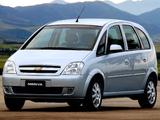 Pictures of Chevrolet Meriva 2008