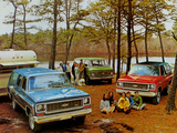 Chevrolet Suburban & Sportvan & Blazer 1973 photos