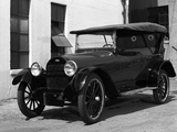 Chevrolet Model D V8 Touring (D5) 1917–19 wallpapers