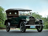 Images of Chevrolet Model D V8 Touring (D5) 1917–19