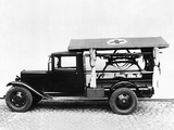 Chevrolet Model NA Ambulance 1932 pictures