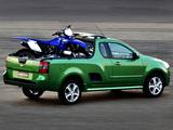 Chevrolet Montana Sport 2010 pictures