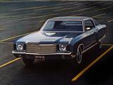 Chevrolet Monte Carlo (138-57) 1970 photos