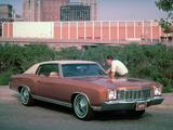 Chevrolet Monte Carlo 1972 photos
