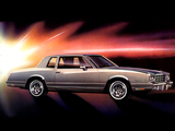 Chevrolet Monte Carlo 1981–85 wallpapers