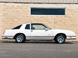 Chevrolet Monte Carlo SS Aerocoupe 1987 pictures