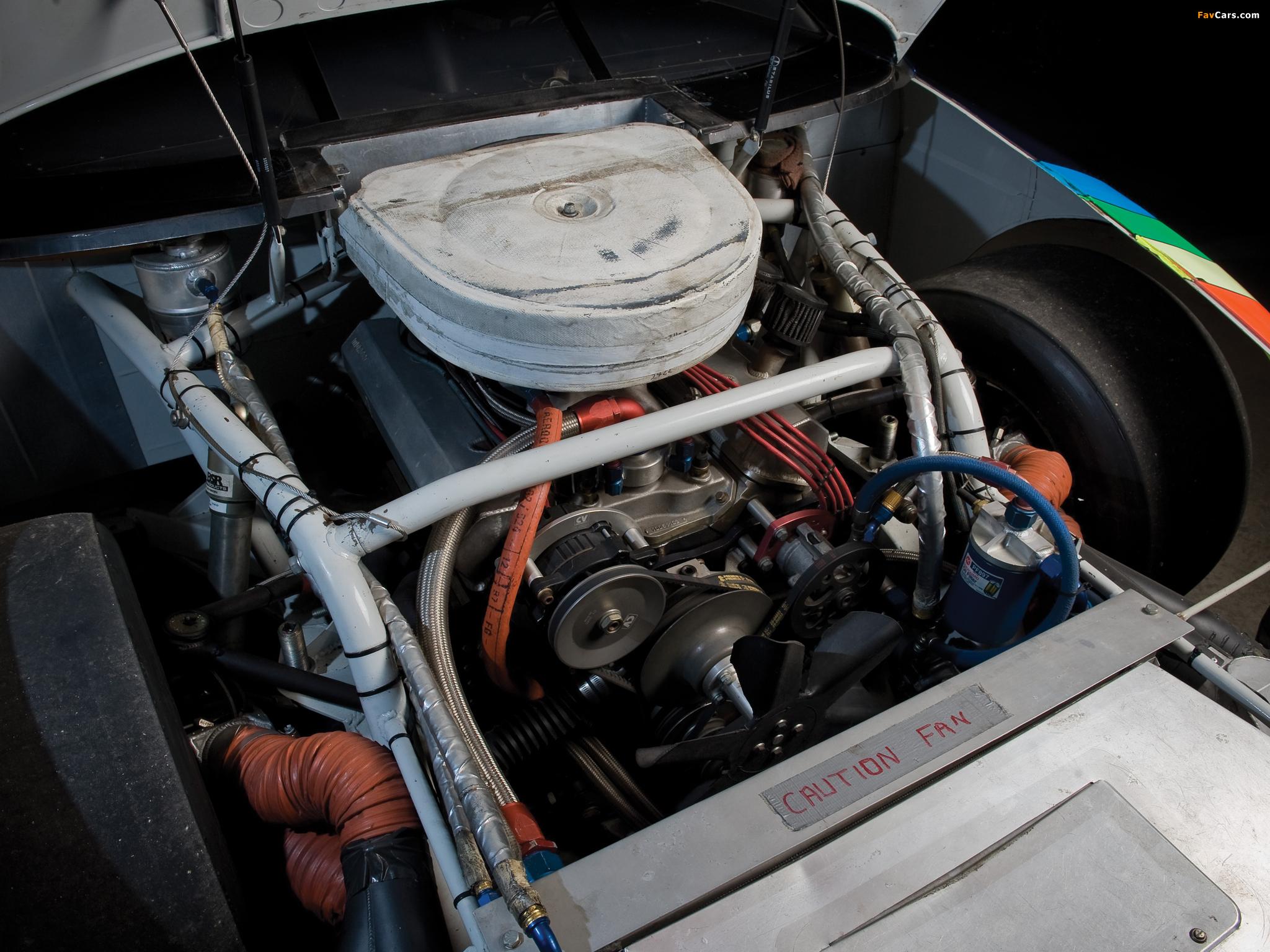 Chevrolet Monte Carlo NASCAR Race Car 1997 pictures (2048 x 1536)