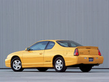 Chevrolet Monte Carlo 2000–05 images
