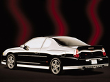 Chevrolet Monte Carlo SS High Sport Package 2000–05 photos