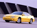Chevrolet Monte Carlo 2000–05 photos