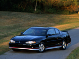 Chevrolet Monte Carlo SS Dale Earnhardt Signature Edition 2001–02 images