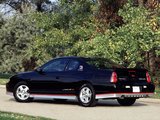 Chevrolet Monte Carlo SS Dale Earnhardt Signature Edition 2001–02 photos
