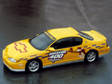Chevrolet Monte Carlo Brickyard 400 Pace Car 2001 wallpapers