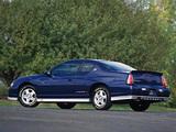 Chevrolet Monte Carlo SS Jeff Gordon Signature Edition 2003 photos
