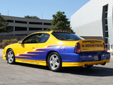 Chevrolet Monte Carlo SS NASCAR Nextel Cup Series Pace Car 2004 photos