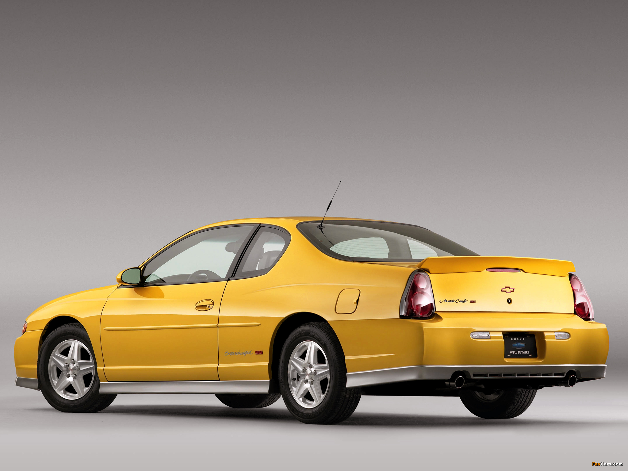 Chevrolet Monte Carlo Supercharged SS 2004–05 photos (2048 x 1536)