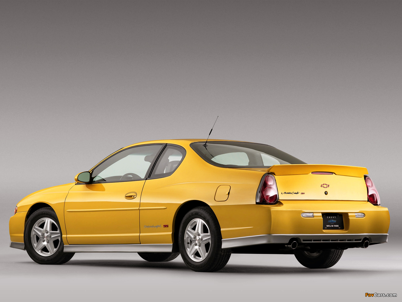 Chevrolet Monte Carlo Supercharged SS 2004–05 photos (1280 x 960)