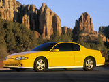 Chevrolet Monte Carlo Supercharged SS 2004–05 pictures