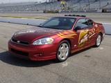 Chevrolet Monte Carlo NASCAR Nextel Pace Car 2006 pictures