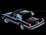 Chevrolet Monte Carlo T-Top 1981–85 photos