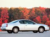 Chevrolet Monte Carlo 2000–05 pictures