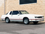 Images of Chevrolet Monte Carlo SS Aerocoupe 1987