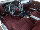 Photos of Chevrolet Monte Carlo SS Aerocoupe 1987