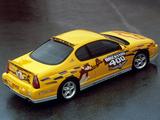 Photos of Chevrolet Monte Carlo Brickyard 400 Pace Car 2001