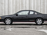 Photos of Chevrolet Monte Carlo SS Dale Earnhardt Signature Edition 2001–2002