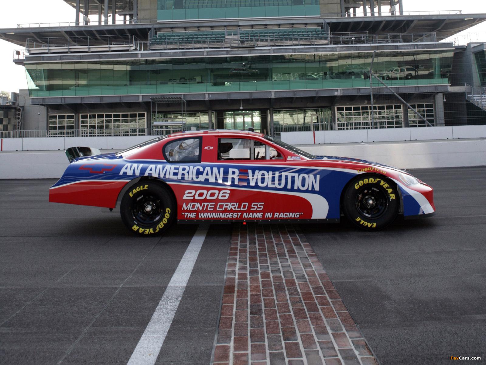 Photos of Chevrolet Monte Carlo SS NASCAR Nextel Cup Series Race Car ...