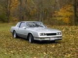 Photos of Chevrolet Monte Carlo SS 1986–88
