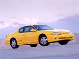 Photos of Chevrolet Monte Carlo SS 2000–05