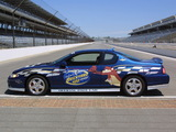 Pictures of Chevrolet Monte Carlo Brickyard 400 Pace Car 2002
