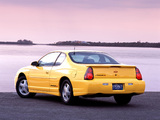 Pictures of Chevrolet Monte Carlo SS 2000–05