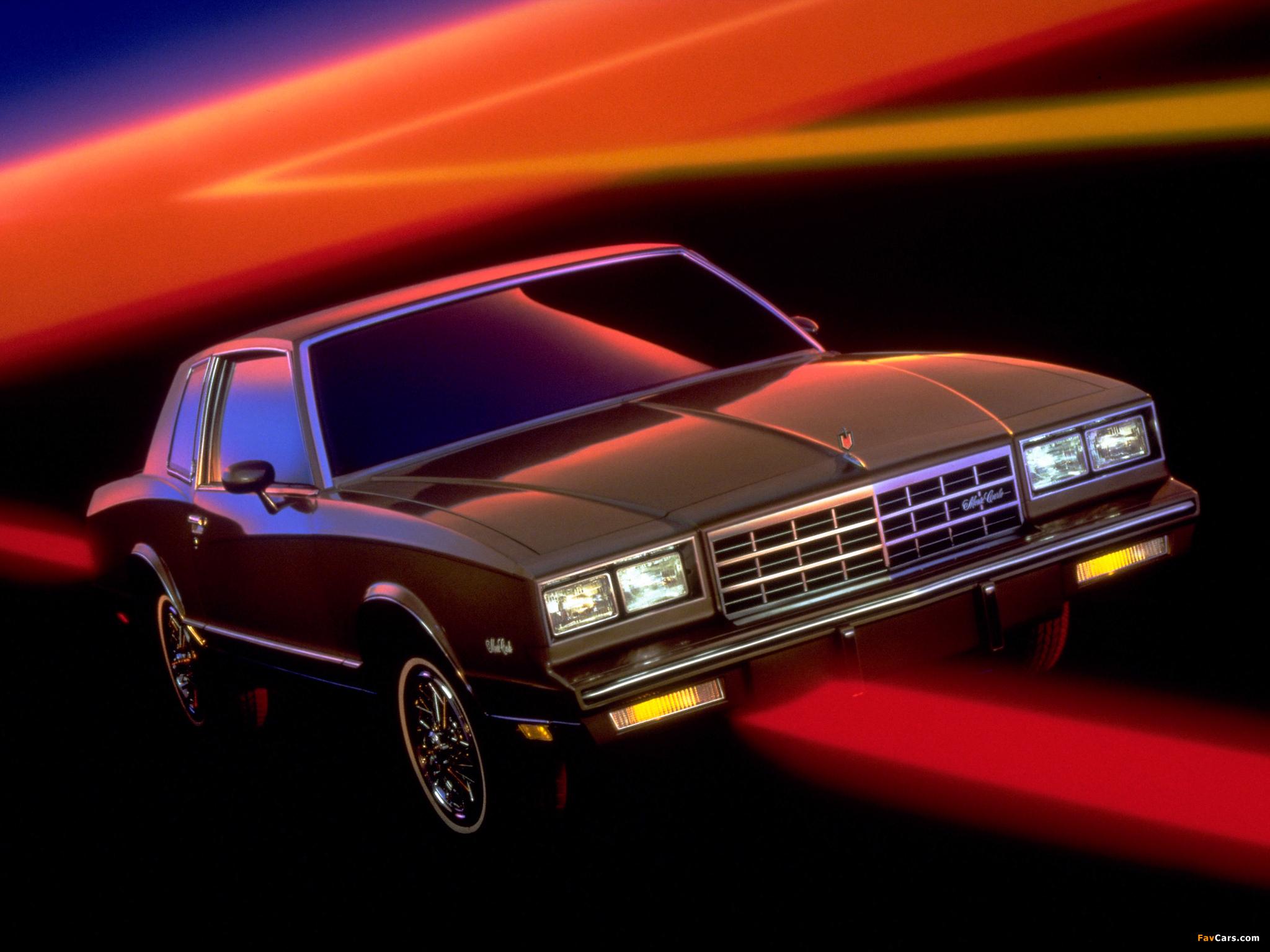Chevrolet monte carlo 1981 85 wallpapers 2048x1536 - Monte carlo movie wallpaper ...
